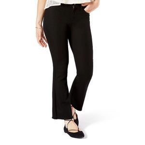 DENIZEN from Levi's High Rise Ankle Flare Jeans